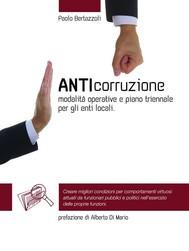 Anticorruzione: modalità operative e piano triennale per gli enti locali (L.190/2012) - copertina