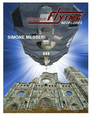 Arcanave Flying – Neoflores - copertina