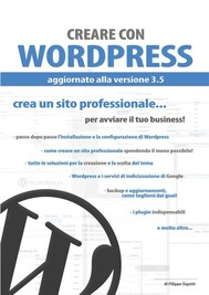 Creare con Wordpress - copertina