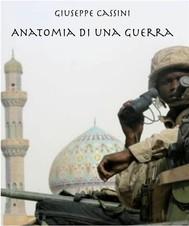 Anatomia di una guerra - copertina