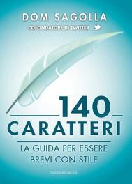 140 caratteri - copertina