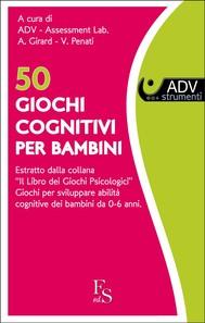 50 Giochi cognitivi per bambini. - copertina