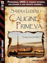 Caligine primeva - copertina