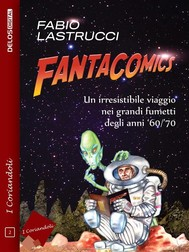 Fantacomics - copertina