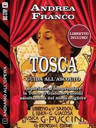 Andiamo all'Opera: Tosca - copertina