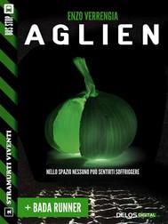 Aglien + Bada Runner - copertina