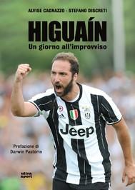 Higuain - copertina