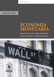 Appunti di Economia Monetaria - copertina