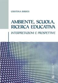 Ambiente, scuola, ricerca educativa - copertina