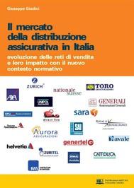 Il mercato della distribuzione assicurativa in Italia  - copertina