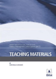 Course of Management Control Systems (part 2) - Teaching Material - copertina