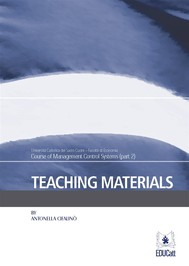 Course of Management Control Systems (part 2) - Teaching Materials - copertina
