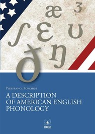 A description of american english phonology - copertina