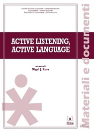 Active listening, active language - copertina