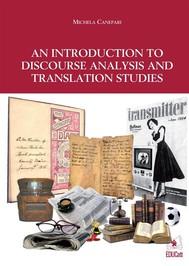 An Introduction to Discourse Analysis and Translation Studies - copertina