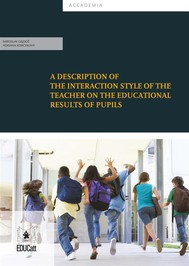 A description of the interaction style of the teacher on the educational results of pupils - copertina