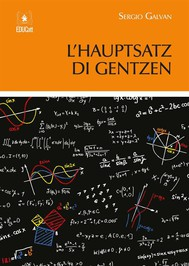 L'Hauptsatz di Gentzen - copertina