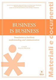 Business is Business - copertina