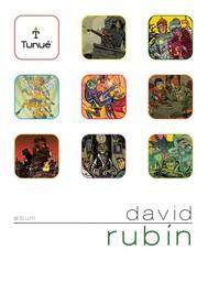 Album David Rubin - copertina