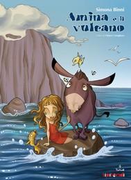 Amina e il vulcano - copertina