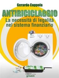 Antiriciclaggio: la necessità di legalità nel sistema finanziario - copertina
