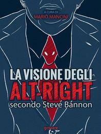 La visione degli alt-right secondo Steve Bannon - Librerie.coop