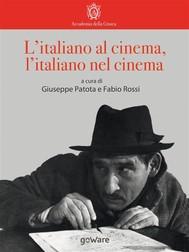 L'italiano al cinema, l'italiano nel cinema - copertina