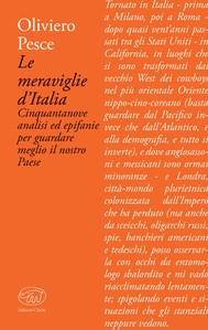 Le meraviglie d'Italia - copertina