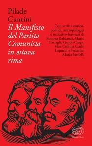 Il Manifesto del Partito Comunista in ottava rima - copertina