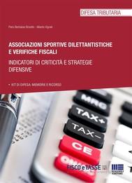 Associazioni sportive dilettantistiche e verifiche fiscali - copertina