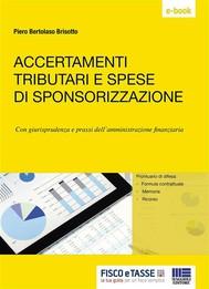 Accertamenti tributari e spese di sponsorizzazione - copertina