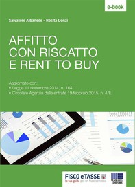 Affitto con riscatto e rent to buy - Librerie.coop