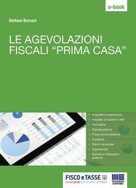 Le agevolazioni fiscali prima casa - Librerie.coop