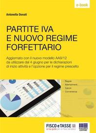 Partite IVA e nuovo regime forfettario - Librerie.coop