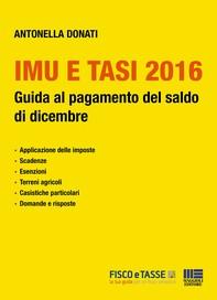 Imu e Tasi 2016 - Librerie.coop
