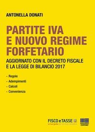 Partite Iva e nuovo regime forfetario - Librerie.coop
