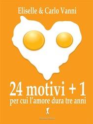 24 motivi + 1 per cui l'amore dura tre anni - copertina