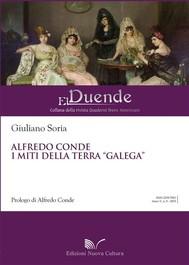 """Alfredo Conde. I miti della terra """"galega"""" - copertina"""