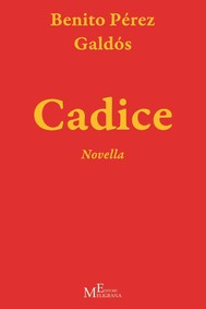 Cadice - Cadiz - copertina