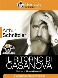 Il ritorno di Casanova (Audio-eBook) - Librerie.coop