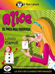 Alice nel paese delle meraviglie (Audio-eBook) - copertina
