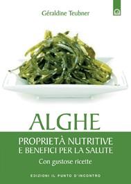 Alghe - copertina