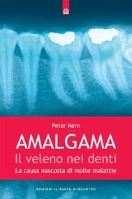 Amalgama: il veleno nei denti - copertina