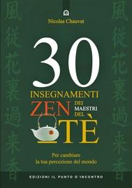 30 insegnamenti zen dei maestri del tè - copertina