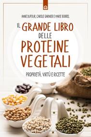 Il grande libro delle proteine vegetali - copertina