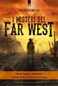 I misteri del Far West - copertina