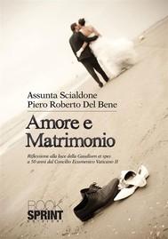 Amore e matrimonio - copertina