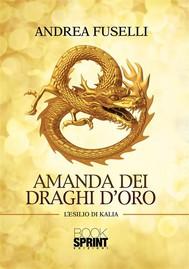 Amanda dei draghi d'oro - copertina