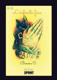 8-12 L'infinita fine - copertina