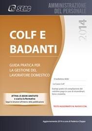 Colf & Badanti - copertina